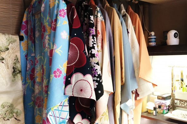 Sakurasan-kimono