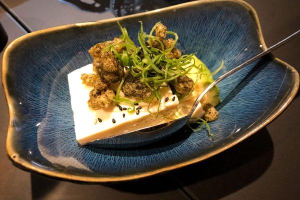 hiyayakko-tofu-kanpai-milano-izakaya
