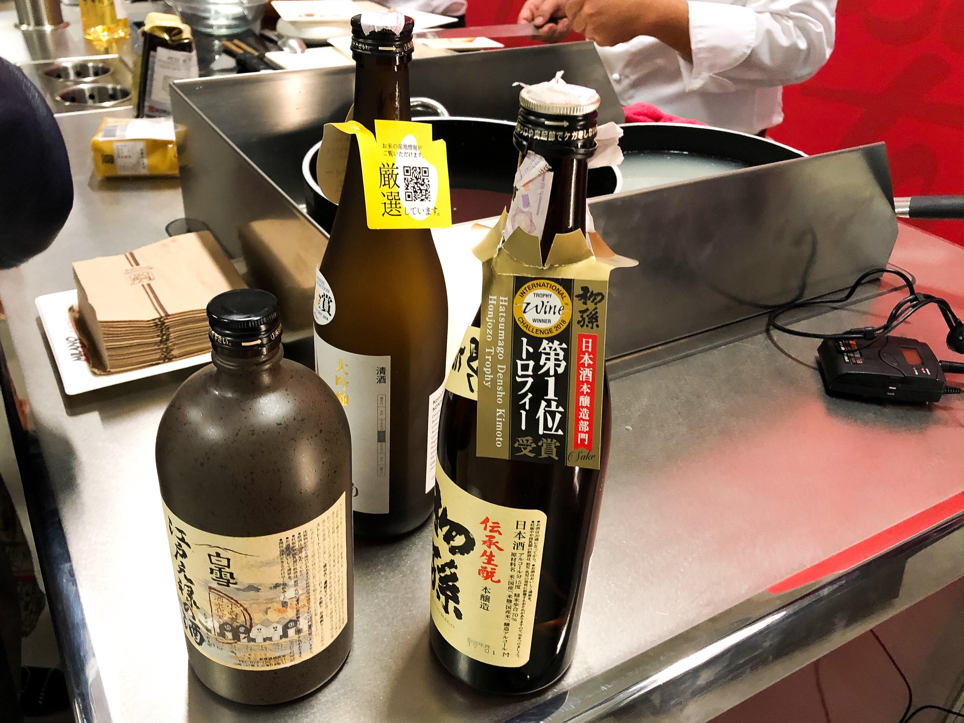 degustazione-sake