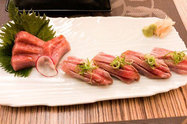 sashimi-ventresca-tonno-j's-hiro