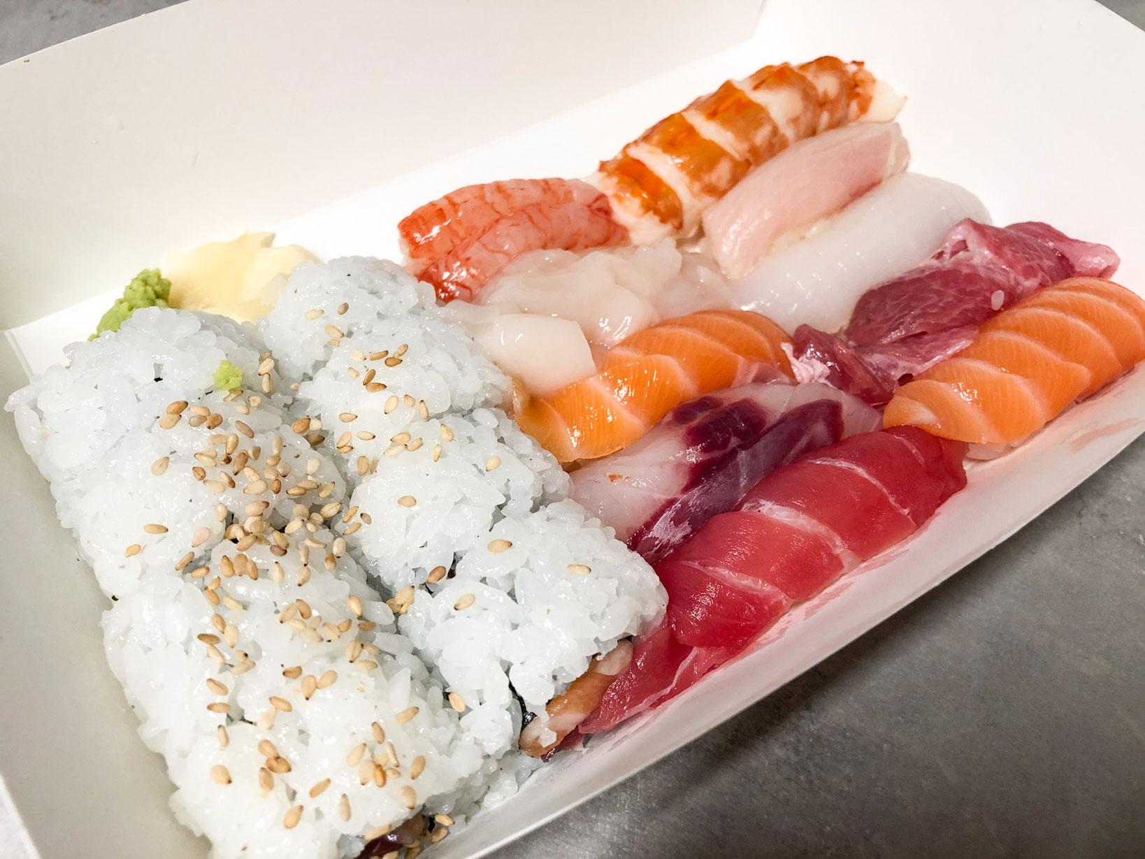Basara Sushi Pasticceria | Consegna a domicilio