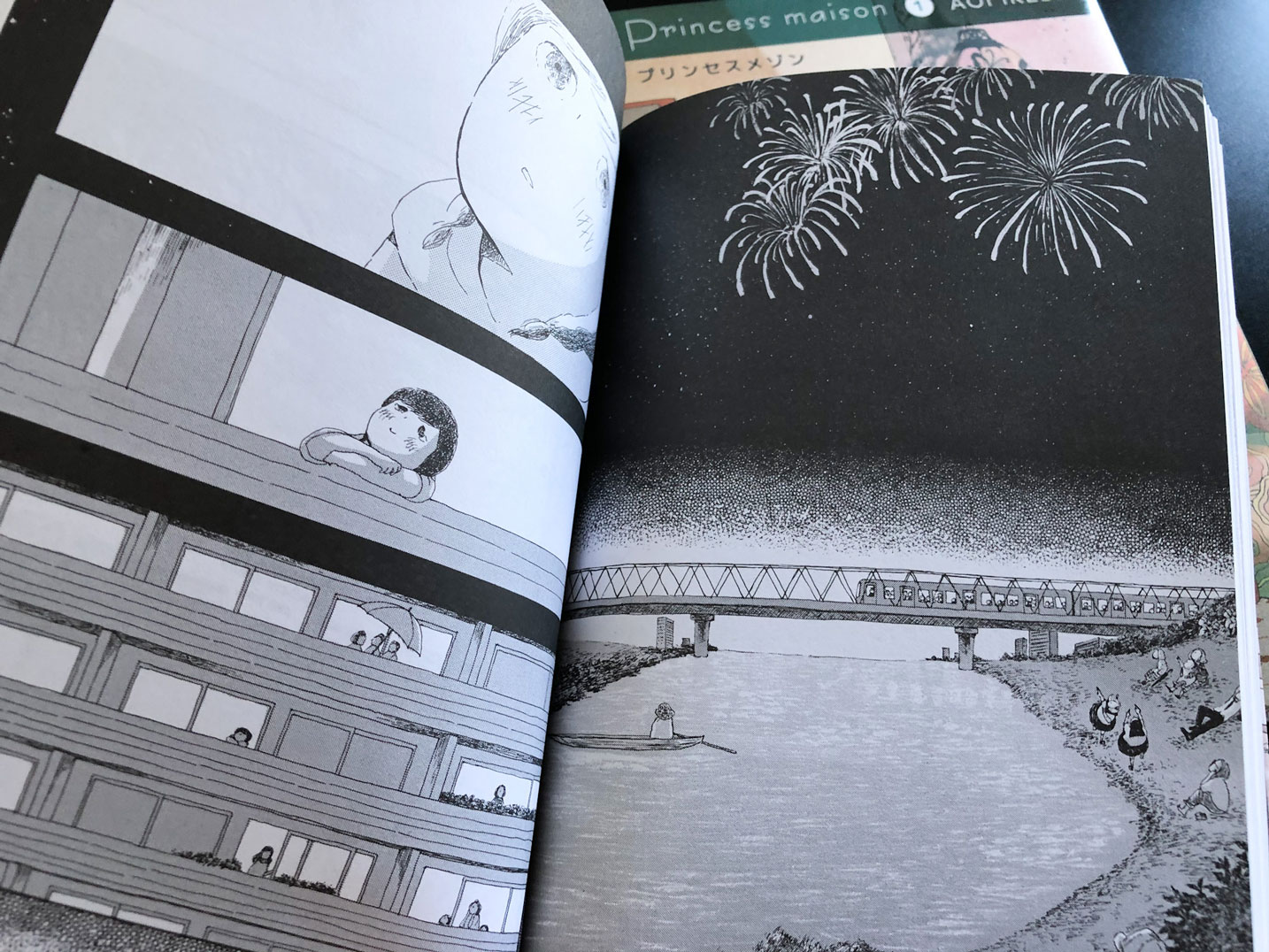 Princess-maison-disegno-recensione-manga