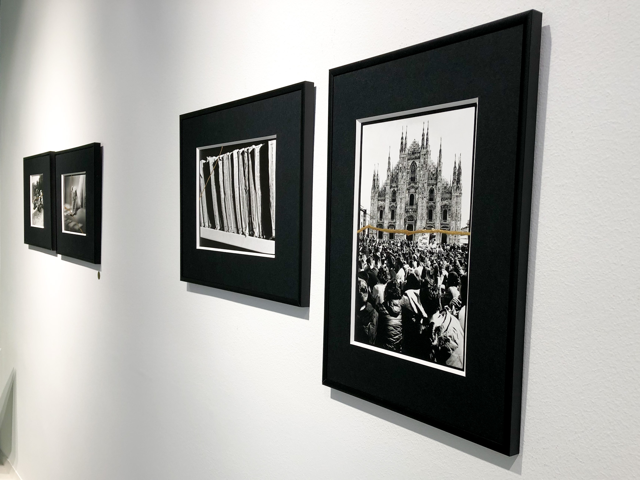 mostra kintsugi fotografia milano galleria expowall