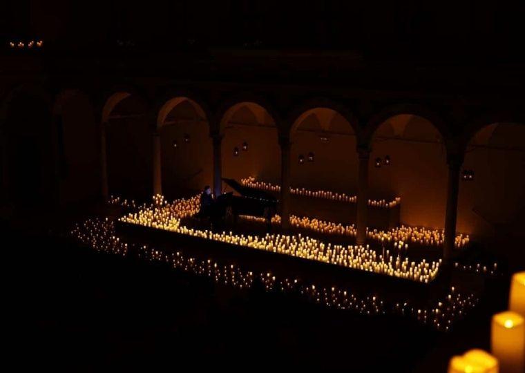 Candlelight Colonne sonore di anime a lume di candela milano