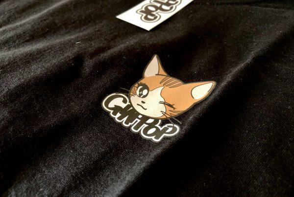 giappop t-shirt giapponese logo